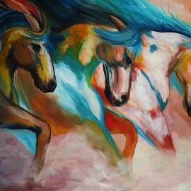 Michelle Pope - Three Spirits