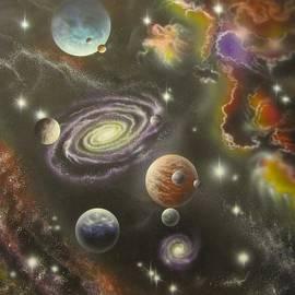 Sam Del Russi - Three tier Multiverse
