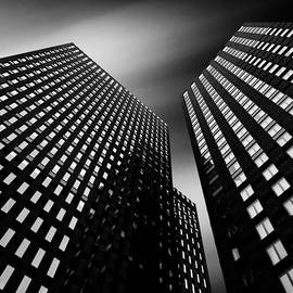 Dave Bowman - Three Towers