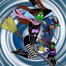 Joya - Three Witches