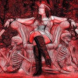 Jon Volden - Throne Of Blood
