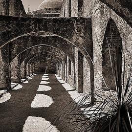 Priscilla Burgers - Through the Arches