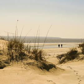 Barbara Kraus - Northrup - Through the Dunes