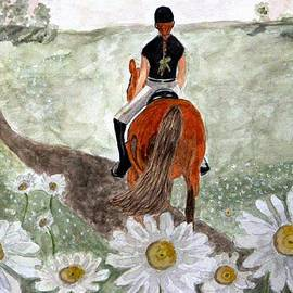 Angela Davies - Through The Meadow