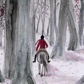 Angela Davies - Through The Woods
