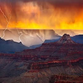 Adam  Schallau - Thunder in the Canyon