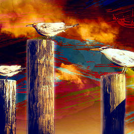 John Haldane - Thus Spake the Gull