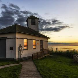 Mark Papke - Tibbetts Point Fog Horn Building