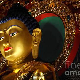 Bob Christopher - Tibetan Buddha 8