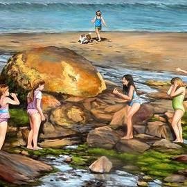 Eileen Patten Oliver - Tide Pool Treasures