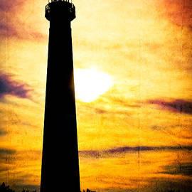 Colleen Kammerer - Tie Dye Sky - Lighthouse