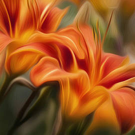 Bill  Wakeley - Tiger Lily