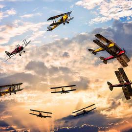 Chris Lord - Tiger Moth Ballet