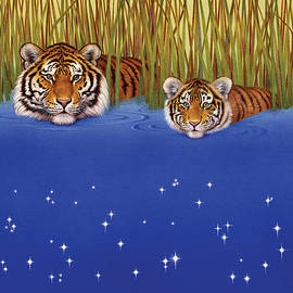 Carol Lawson - Tigers In Space