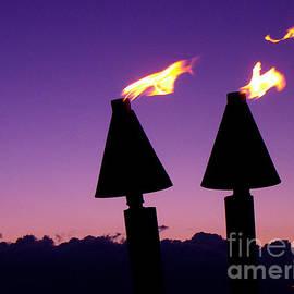 Jerome Stumphauzer - Tiki Torches