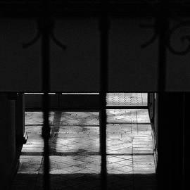 Viktor Savchenko - Tiles Floor Collecting Windows Lights