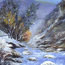 Carol Wisniewski - Sequoia National Park