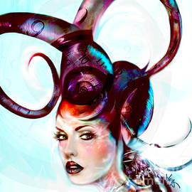 Jaimy Mokos - Sci Fi Fantasy Spirals in Time