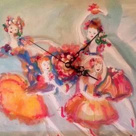 Judith Desrosiers - Time for Ballet