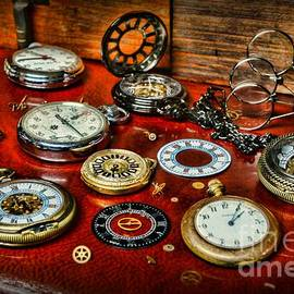 Paul Ward - Time - Pocket Watches