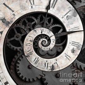 Oscar Gutierrez - Time Spiral