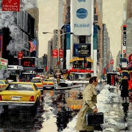 Michael Swanson - Times Square