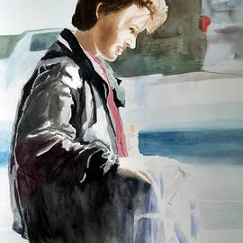 Roy Williams - Tina - Light and Shadow Study