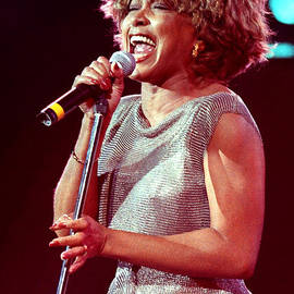 Gary Gingrich Galleries - Tina Turner - 0467