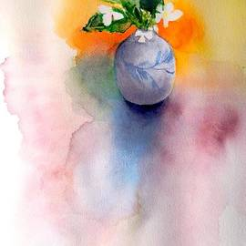 Yoshiko Mishina - Tiny Vase and Flowers