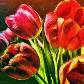 Tyler Robbins - Tip Toe Through The Tulips