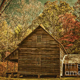 Priscilla Burgers - Tipton Cabin in Great Smoky Mountains