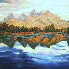Richard Nowak - Titon Reflections