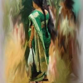 Usha Shantharam - To the Market