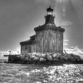 Bruce Wilbur - Toledo Harbor at high noon