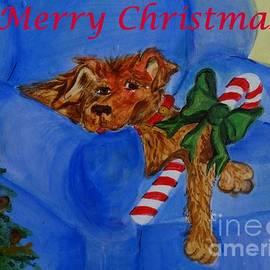 Elizabeth Pritchett - Too Much Doggie Christmas