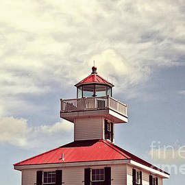 Scott Pellegrin - Top of the New Canal Lighthouse