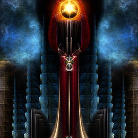 Rolando Burbon - Torch Stone Tower - The Tower Of Acronis