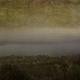 Angela A Stanton - Tornado Cloud Over the Hills in California