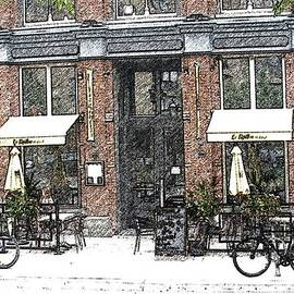 Robert Burns - Toronto Coffee Shop