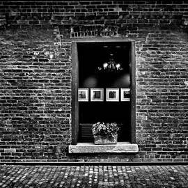 Brian Carson - Toronto Distillery District Art Gallery Window