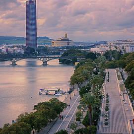 Joan Carroll - Torre del Oro View Seville