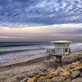 Joseph S Giacalone - Torrey Pine Beach Morning
