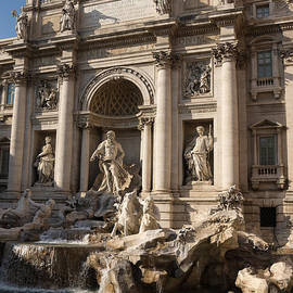 Georgia Mizuleva - Toss a Coin to Return - Trevi Fountain Rome Italy