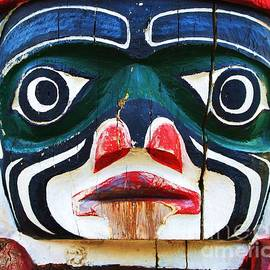 Marcus Dagan - Totem Face In Victoria