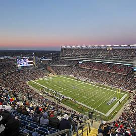 Touchdown New England Patriots