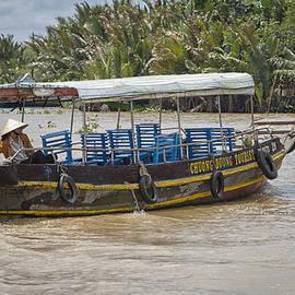 Kim Andelkovic - Tourist Boat
