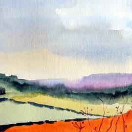 Sue Gardner - Towards Shuttington