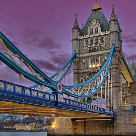 Colin J Williams Photography - Tower Bridge From Below