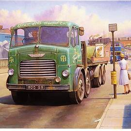 Mike  Jeffries - Tower Hill Transport.