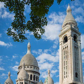 Inge Johnsson - Towering Sacre-Coeur